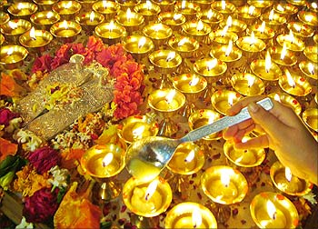 Rising incomes: For many Indians, every day is Diwali!