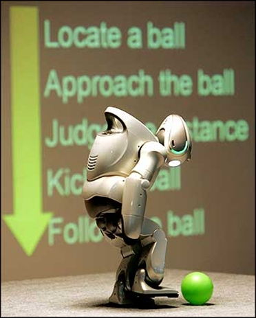 Robotics.