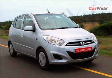 Hyundai i10 Sportz 1.2: Astonishingly good