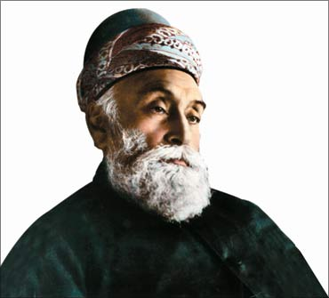 Jamshetji Tata.