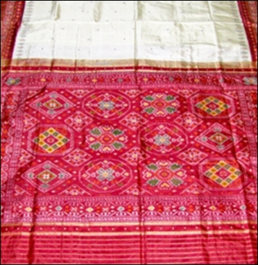 Pochampally saree.