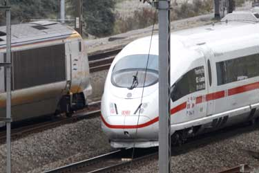 Germany to soon boast of new high-speed trains