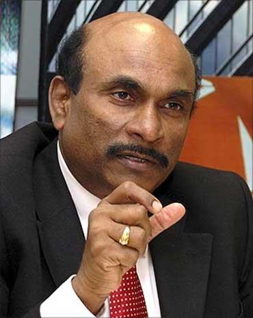 Suresh Senapaty, CFO, Wipro.