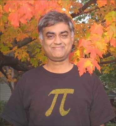 Professor Sandip Trivedi.