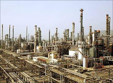 BPCL plant.