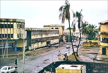 Equatorial Guinea.