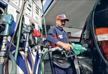 Diesel prices to rise.