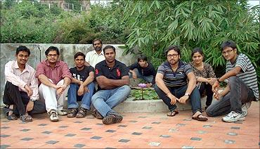 Dhama team.