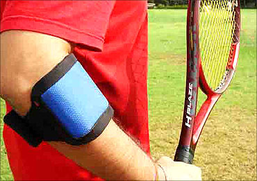 ClimaWare elbow pack.