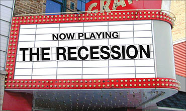 Recession worsens the currency crisis.