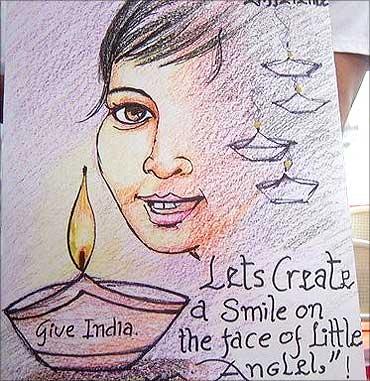 Give India initiative.