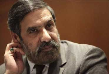 Union Commerce and Industry Minister Anand Sharma.