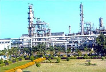 MRPL plant.