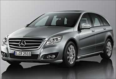 Mercedes Benz R Class.