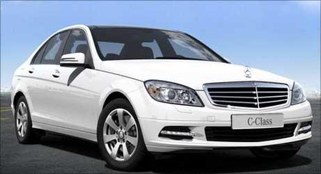 Mercedes-Benz New C-Class.