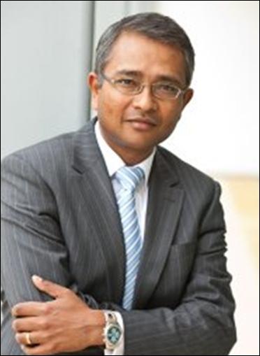 Arnab Basu, CEO, Kromek.