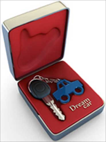 Key to your dream car.