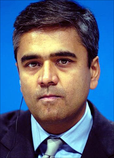 Anshu Jain.