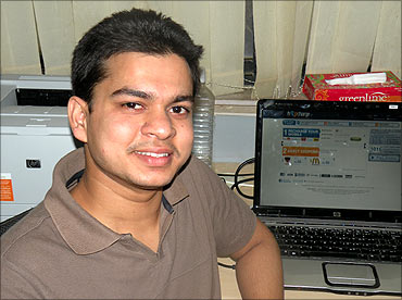 Naman Sarawagi, product head, Freecharge.in