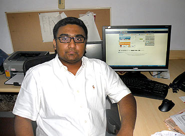 Kunal Shah, founder, Freecharge.in.