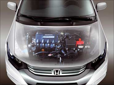 Honda to launch diesel cars in India by 2012