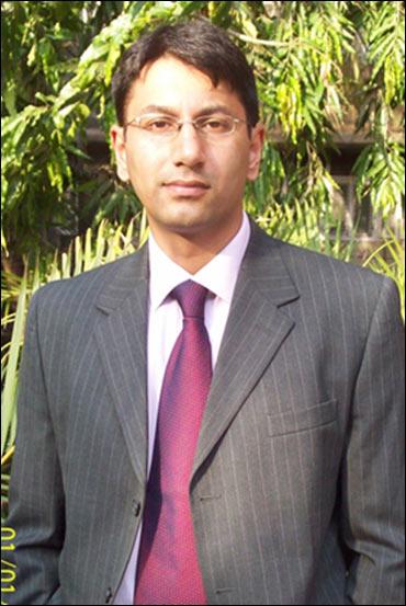 Jagmohan Bhanver.