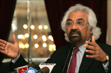 Sam Pitroda.