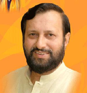 BJP spokesperson Prakash Javadekar.