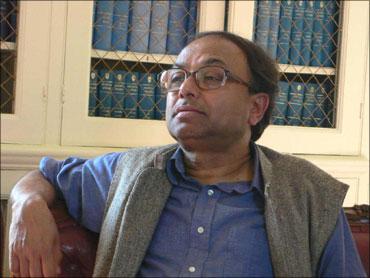Pranab Bardhan, professor of economics, University of California, Berkeley.