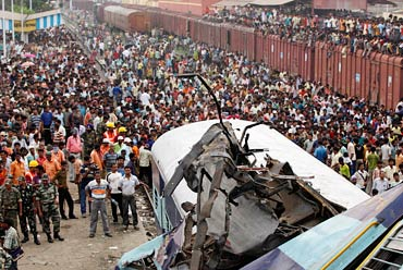 What ails Railways under Mamata