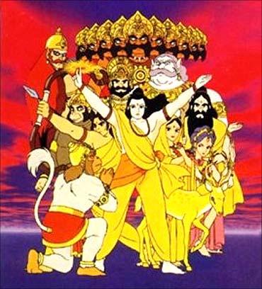 Need to go beyond mythological characters.