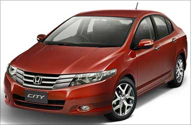 Honda City.