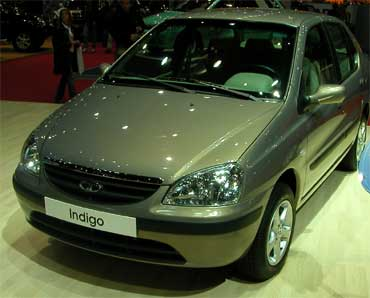 Tata Indigo.