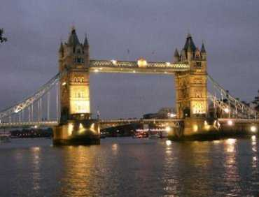 The London Bridge.