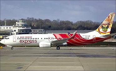 Air India Express.