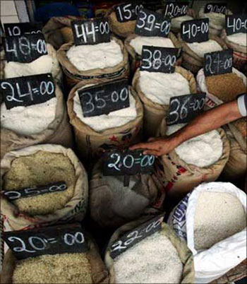 If UPA government tackles inflation, it will collapse!