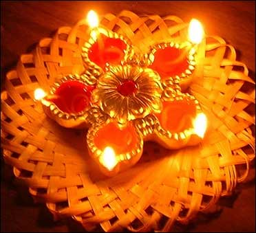 Udyog Bhavan celebrates.
