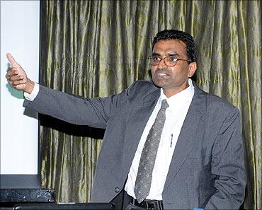 Vijay Babu, CEO, Vortex.