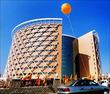 HiTec City, Hyderabad.