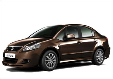 Maruti SX4 Diesel
