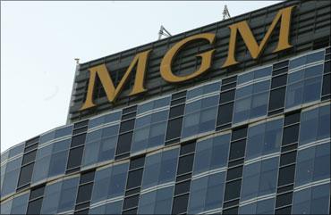 The MGM Studio.