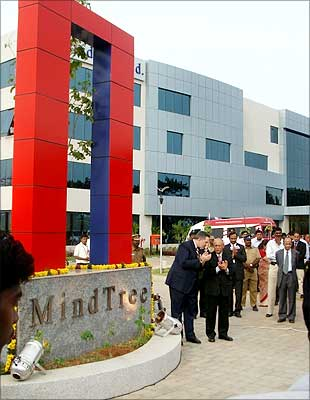 MindTree office building.