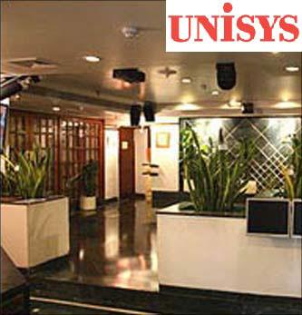 Unisys India.