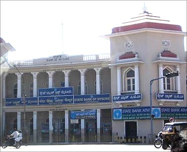 State Bank of Mysore.