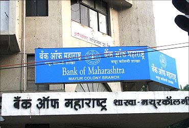 Bank of Maharashtra.