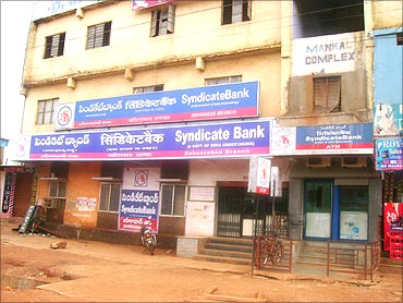 Syndicate Bank.