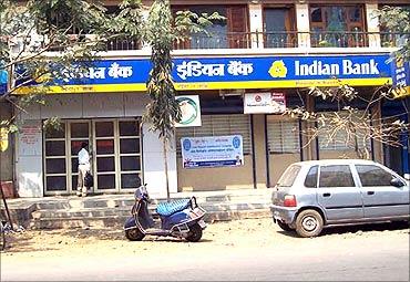 Indian Bank.