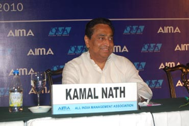Kamal Nath, Minister of Road Transport and Highways.