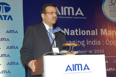 Sanjiv Goenka, vice chairman, RPG Enterprises.