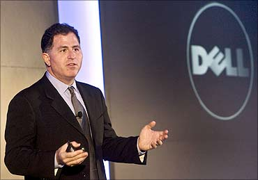 Dell chairman Michael Dell.